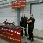 Oldtema Halle 2013 Samstags-Team
