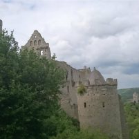 Burg Rudelsburg - Oldtimerausfahrt 2016